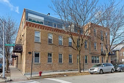 900 N Paulina Unit 301, Chicago, IL 60622 Noble Square