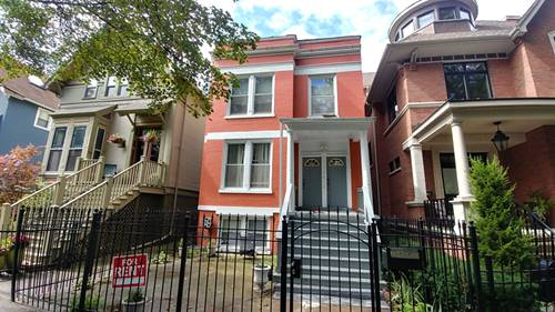 3434 N Greenview Unit 2, Chicago, IL 60657 Lakeview