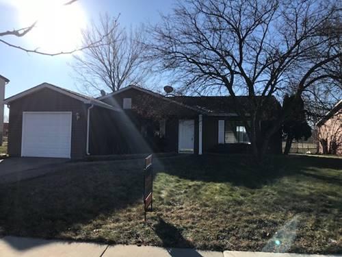 1052 Crestwood, Bolingbrook, IL 60440