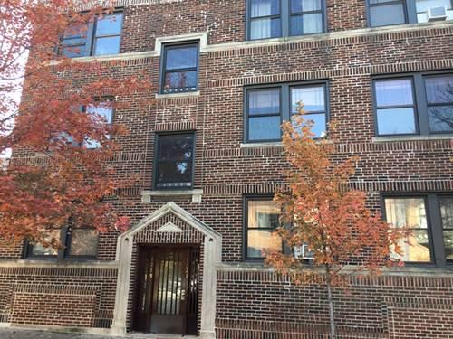 1221 W Grace Unit 3W, Chicago, IL 60613 Lakeview