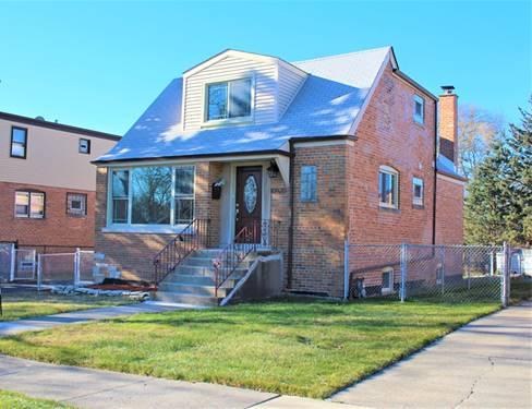 10920 S Tripp, Oak Lawn, IL 60453