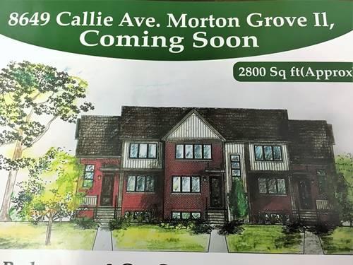8649 Callie Unit C, Morton Grove, IL 60053
