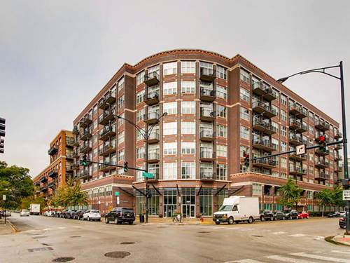 1000 W Adams Unit 611, Chicago, IL 60607 West Loop