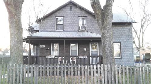 1025 N Hickory, Joliet, IL 60435
