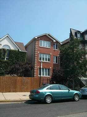 1255 N Cleaver Unit 2, Chicago, IL 60642 Wicker Park