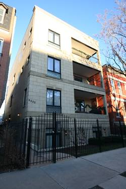 1945 N Wilmot Unit 1R, Chicago, IL 60647 Bucktown
