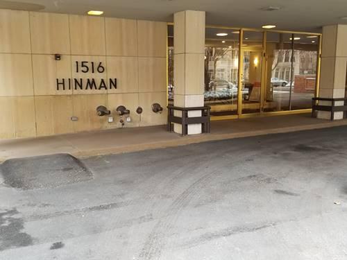 1516 Hinman Unit 603, Evanston, IL 60201