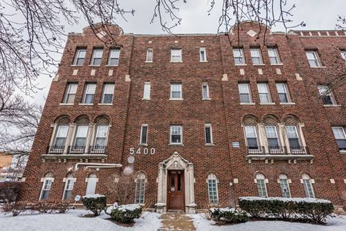 5400 N Campbell Unit 3B, Chicago, IL 60625