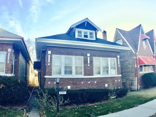 8351 S Loomis, Chicago, IL 60620