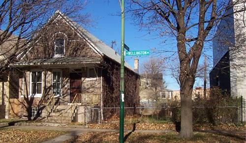 2630 W Wellington, Chicago, IL 60618 West Lakeview