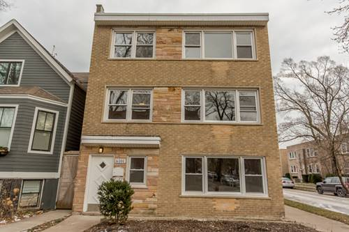 6101 N Paulina Unit 3, Chicago, IL 60660 Edgewater