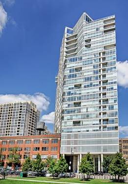 510 W Erie Unit 802, Chicago, IL 60654 River North
