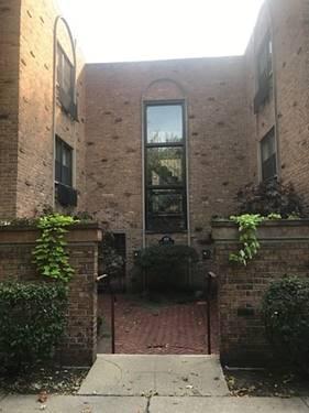 455 W Grant Unit 8, Chicago, IL 60614 Lincoln Park