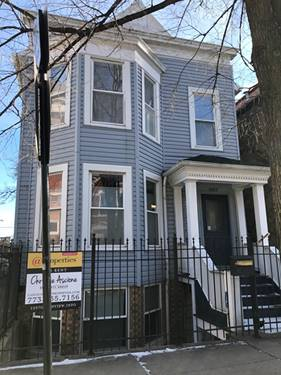 1257 N Greenview, Chicago, IL 60622 Wicker Park