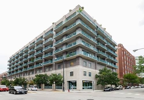 910 W Madison Unit 501, Chicago, IL 60607 West Loop