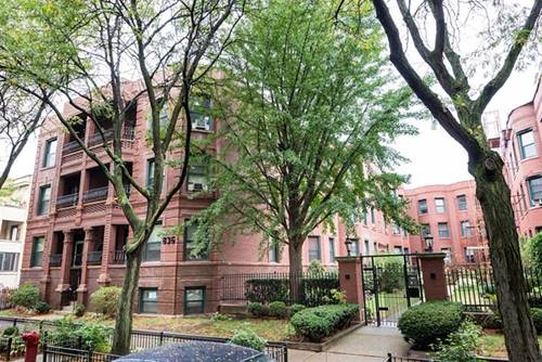 834 W Lakeside Unit 3S, Chicago, IL 60640 Uptown