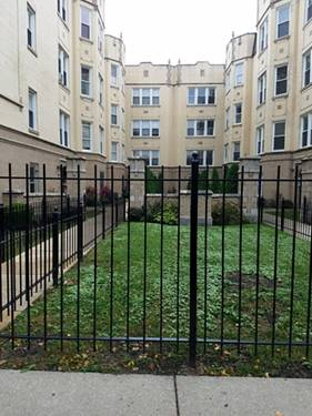 5731 N Kimball Unit 3B, Chicago, IL 60659