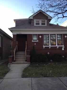 4416 N Mason, Chicago, IL 60630