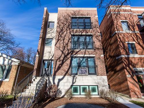 5536 W Edmunds Unit 3, Chicago, IL 60630
