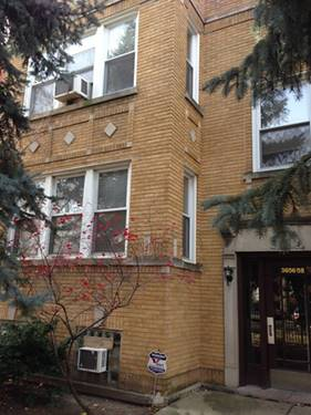 3658 N Bernard Unit 2N, Chicago, IL 60618