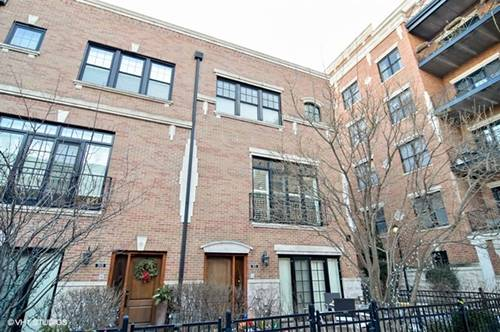 2813 N Bell, Chicago, IL 60618 West Lakeview