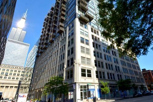 565 W Quincy Unit 1413, Chicago, IL 60661 West Loop