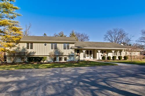 1125 Oak Knoll, Lake Forest, IL 60045