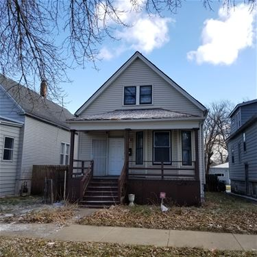 7515 S Perry, Chicago, IL 60620