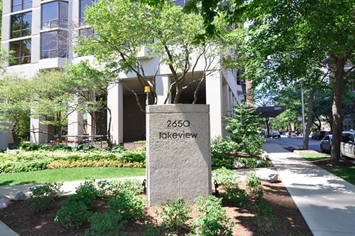 2650 N Lakeview Unit 2204, Chicago, IL 60614 Lincoln Park