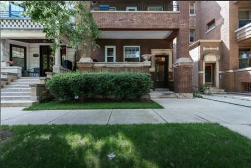 3646 N Magnolia Unit 2, Chicago, IL 60613 Lakeview