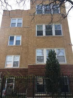 3105 W Cortland Unit G, Chicago, IL 60647