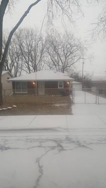 15205 Lacrosse, Oak Forest, IL 60452