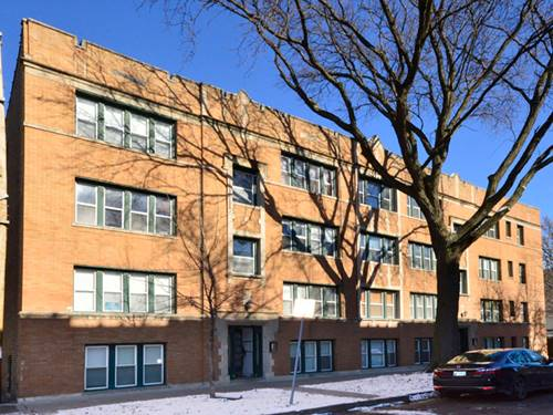 2340 W Rosemont Unit 1, Chicago, IL 60659