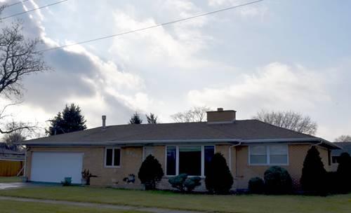 6601 W 87th, Oak Lawn, IL 60453