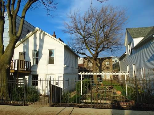 2137 N Stave Unit HOUSE, Chicago, IL 60647 Logan Square