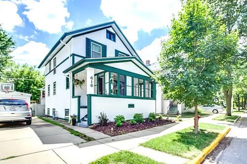 616 Carpenter, Oak Park, IL 60304