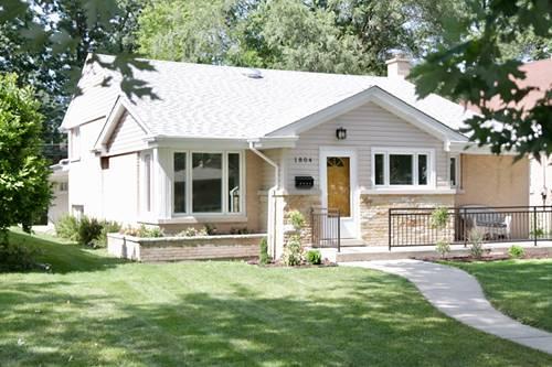 1804 S Crescent, Park Ridge, IL 60068