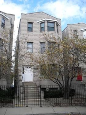 1208 W Henderson Unit 3, Chicago, IL 60657 Lakeview