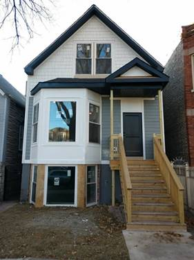 3712 N Hermitage, Chicago, IL 60613 Lakeview