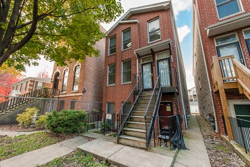 122 S Leavitt Unit 2, Chicago, IL 60612