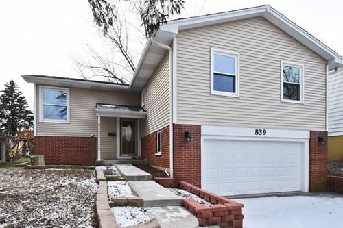 839 W Maple, Mundelein, IL 60060