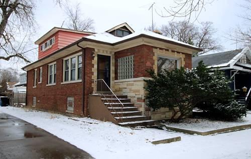 1736 W 106th, Chicago, IL 60643
