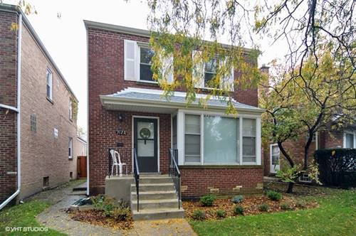 3127 W Jarvis, Chicago, IL 60645