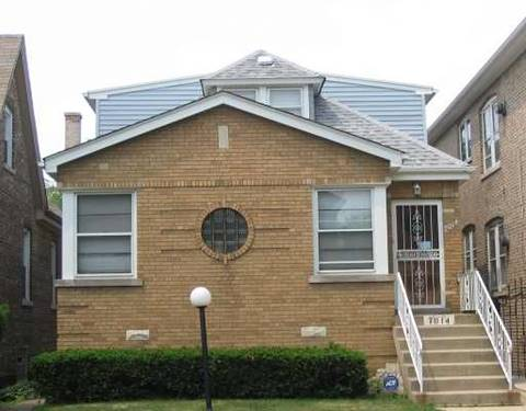 7014 S Maplewood, Chicago, IL 60629