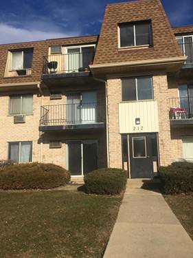212 Shorewood Unit 1D, Glendale Heights, IL 60139