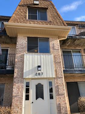 267 Shorewood Unit GC, Glendale Heights, IL 60139