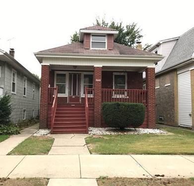 5641 W Eddy, Chicago, IL 60634