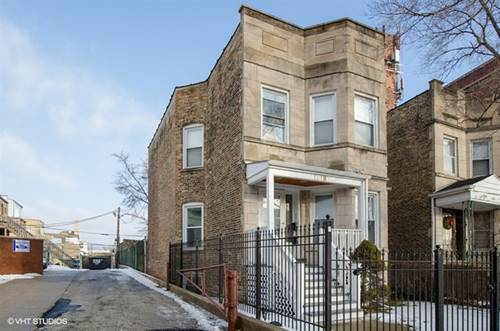 1718 W Morse, Chicago, IL 60626