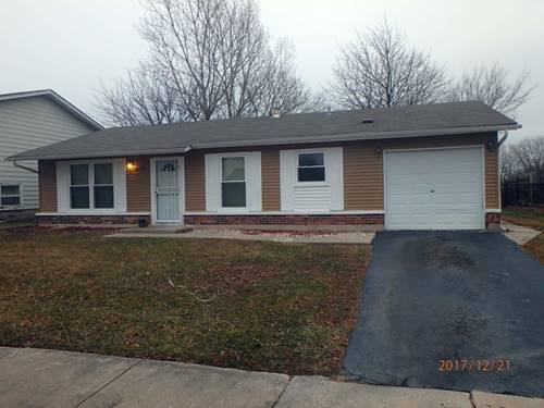 17871 S Yale, Country Club Hills, IL 60478