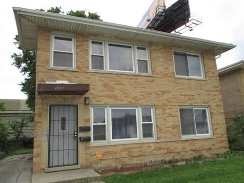 1927 171st Unit 1ST-FLR, East Hazel Crest, IL 60429